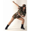 G.i.jane Combat Outfit